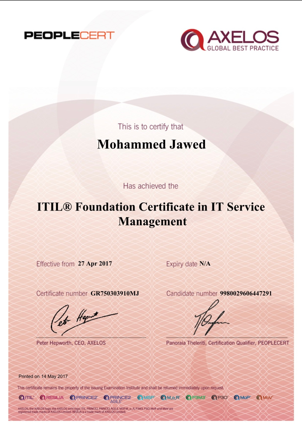 Itil certification to support a devops style work stream devops img1254 xflitez Images